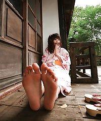 Asian feet: most beautiful feet