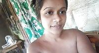 Sri Lankan girl wandana