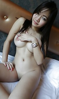 Little Filipina Angel with perfect tits gets creampied