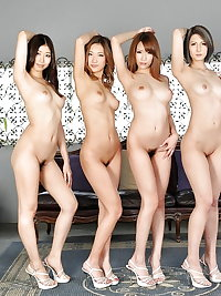 Naked Girl Groups 113 - Random Asian Groups