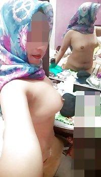 nude hijab girls from malaysia and indonesia 3