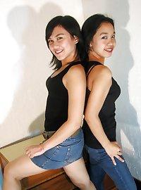 Filipina Teen Pinay Lesbians