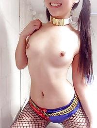Petite Asian Pussy