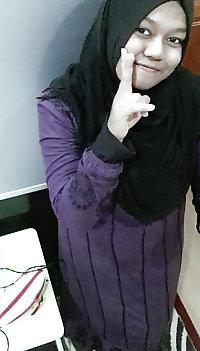 malay- tudung chubby bbw