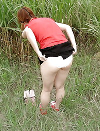 Japanese Girl Public Nudity 04