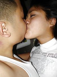 Asian teen + Bf