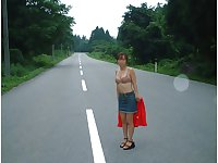 Japanese amateur outdoor 113