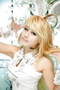 Cosplayer Tasha (Korean) (sexiest cosplayer)