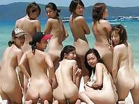 Sexy Japanese Girls in Groups 2