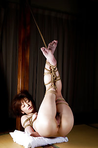 Extreme Asian Shibari Rope Bondage 2