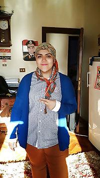 Hijab- Egyptian girl