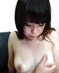 Japanese cute young wife Erika