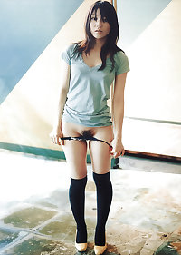 sexy busty and bushy japanese girls