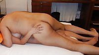 me enjoying with a indian wife simmi shezz too hot to handle