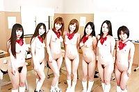 Japanese group sex 1
