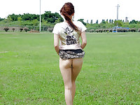 Japanese amateur outdoor 154