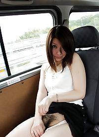 Japanese girl fucked in public