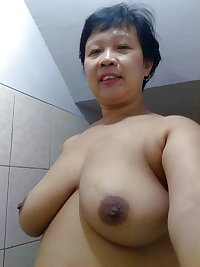 Natural Big Asian Mature
