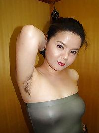 hairy armpits japan