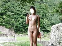 Japanese amateur outdoor 109