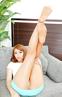 Asians in nylons -38