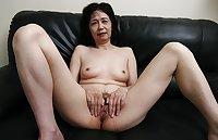 60 plus asian granny